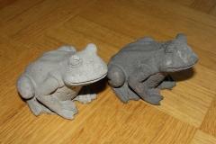 Beton-Frosch-klein