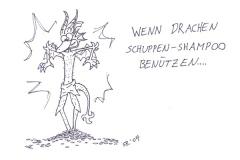 Schuppen-Schampoo