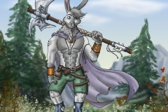 Carduus-Hare-Warrior