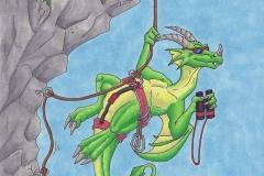 Climber-Dragon