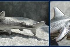 Zinn-Haifisch