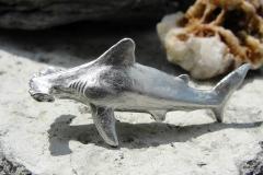 Zinn-Hammerhai-gross