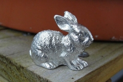 Zinn-Kaninchen